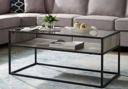 40 Awesome Modern Glass Coffee Table Design Ideas For Your Living Room (1)