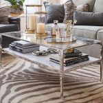 40 Awesome Modern Glass Coffee Table Design Ideas For Your Living Room (23)