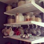 46 Easy DIY Kitchen Storage Ideas for Small Kitchen (34)
