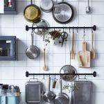 46 Easy DIY Kitchen Storage Ideas for Small Kitchen (46)
