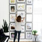 60 Amazing Wall Decor and Design Ideas with Modern Stylish (54)