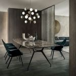 80 Elegant Modern Dining Room Design and Decor Ideas (1)