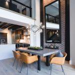 80 Elegant Modern Dining Room Design and Decor Ideas (29)