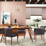 80 Elegant Modern Dining Room Design And Decor Ideas (37)