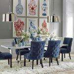 80 Elegant Modern Dining Room Design and Decor Ideas (51)