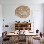 80 Elegant Modern Dining Room Design and Decor Ideas (68)