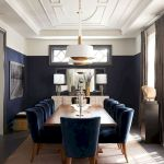 80 Elegant Modern Dining Room Design And Decor Ideas (79)