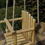 30 Fantastic DIY Wooden Pallet Swing Chair Ideas (15)