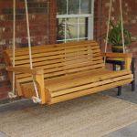 30 Fantastic DIY Wooden Pallet Swing Chair Ideas (17)