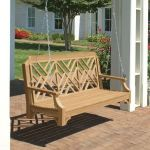 30 Fantastic DIY Wooden Pallet Swing Chair Ideas (29)