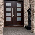 40 Awesome Minimalist Home Door Design You Have Must See (18)
