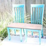 40 Fantastic Outdoor Bench Ideas For Backyard and Front Yard Garden (4)