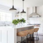 50 Amazing Modern Kitchen Design and Decor Ideas With Luxury Stylish (23)