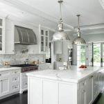 50 Amazing Modern Kitchen Design and Decor Ideas With Luxury Stylish (34)