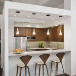 50 Amazing Modern Kitchen Design and Decor Ideas With Luxury Stylish (41)