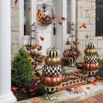 35 Cool Fall Outdoor Decor Ideas You Will Like (32)
