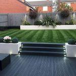40 Fabulous Modern Garden Designs Ideas For Front Yard and Backyard (1)