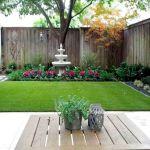40 Fabulous Modern Garden Designs Ideas For Front Yard and Backyard (23)