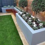 40 Fabulous Modern Garden Designs Ideas For Front Yard and Backyard (27)