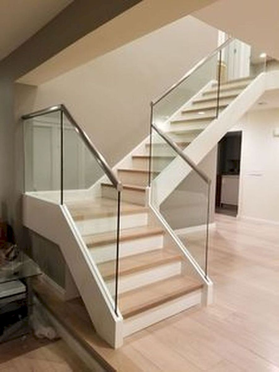 30 Awesome Wooden Stairs Design Ideas For Your Home (30)