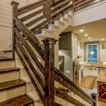 30 Awesome Wooden Stairs Design Ideas For Your Home (6)