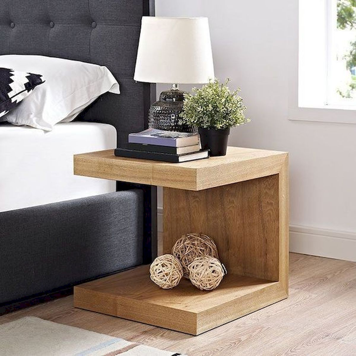 45 Awesome Furniture Ideas for Small House With Wood Project Ideas (5)