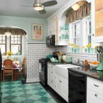 40 Best Tile Flooring Designs Ideas For Modern Kitchen (16)