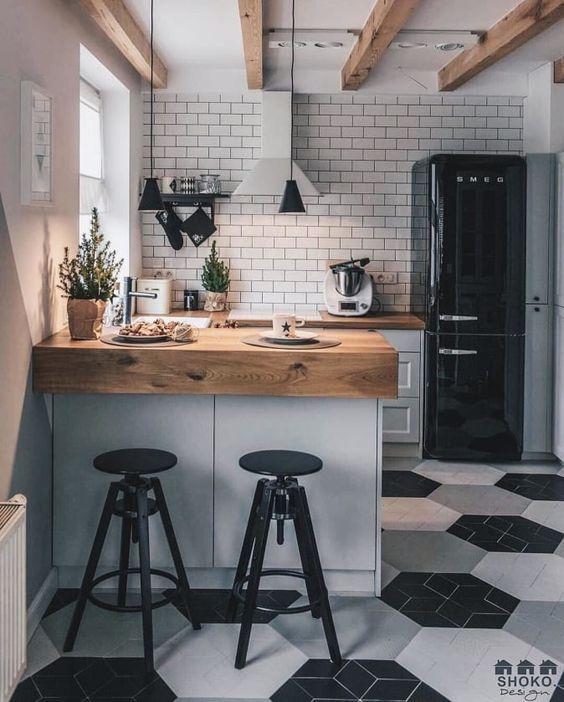 20 Best Modern Farmhouse Kitchens Decor Ideas (2)