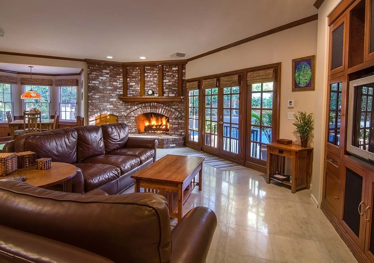 Warm And Inviting Rustic Home Interiors