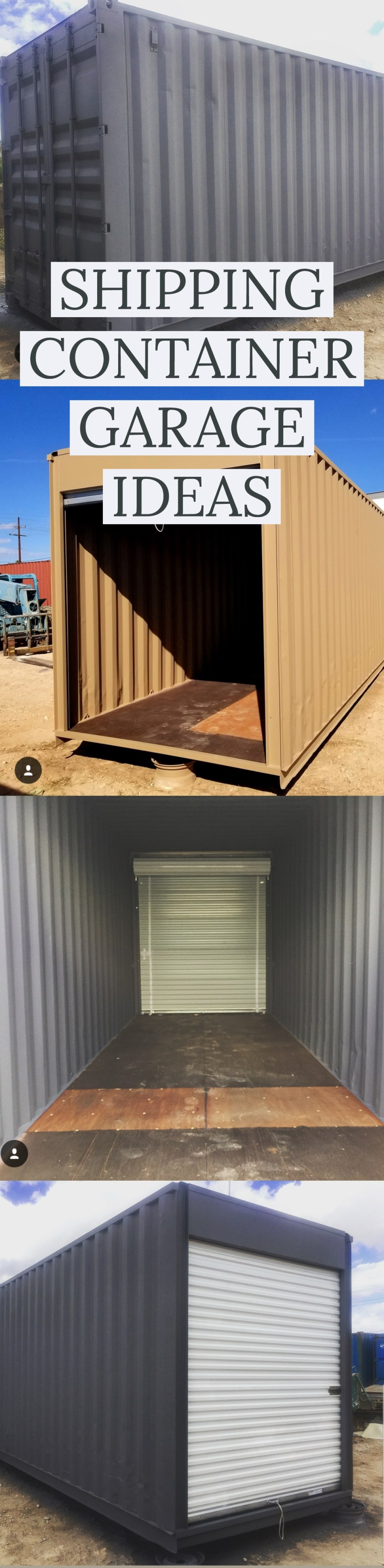 Car Storage Containers
