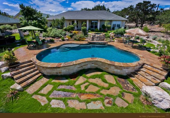 Cost of above ground pool deck ideas