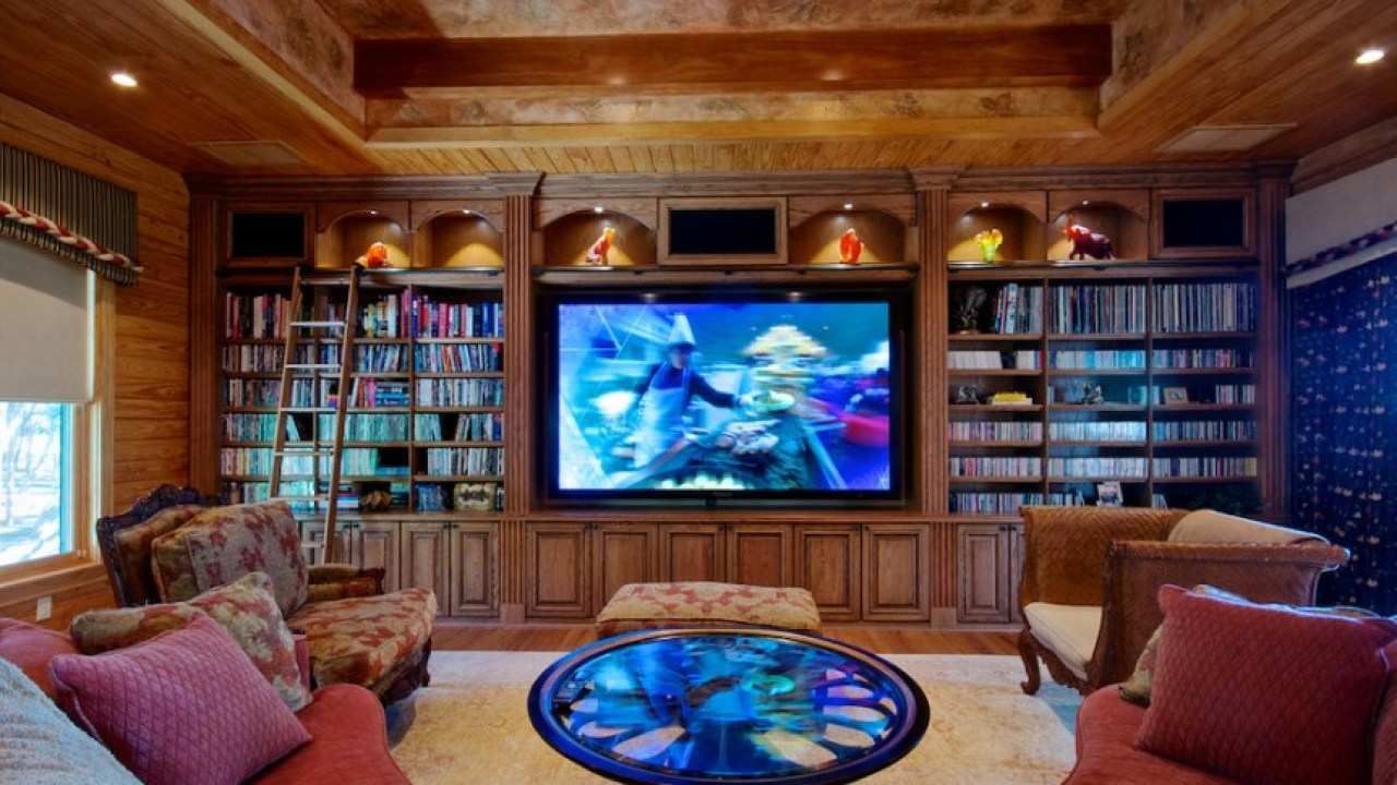 Magnificent Cool Diy Entertainment Center Ideas Plans Your Unlimited Home Interior And Landscaping Spoatsignezvosmurscom