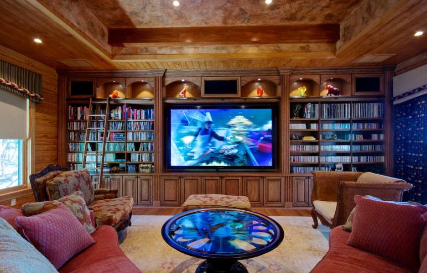 diy entertainment center plans free