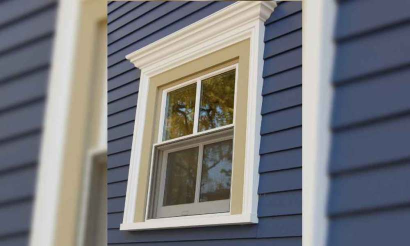 25 Eksterior Interior Window Trim Ideas For Your Dreamed House