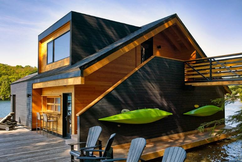 Kayak Storage Rack Ideas