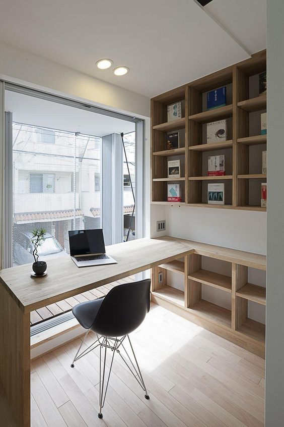 Nice Ideas for a Study Room