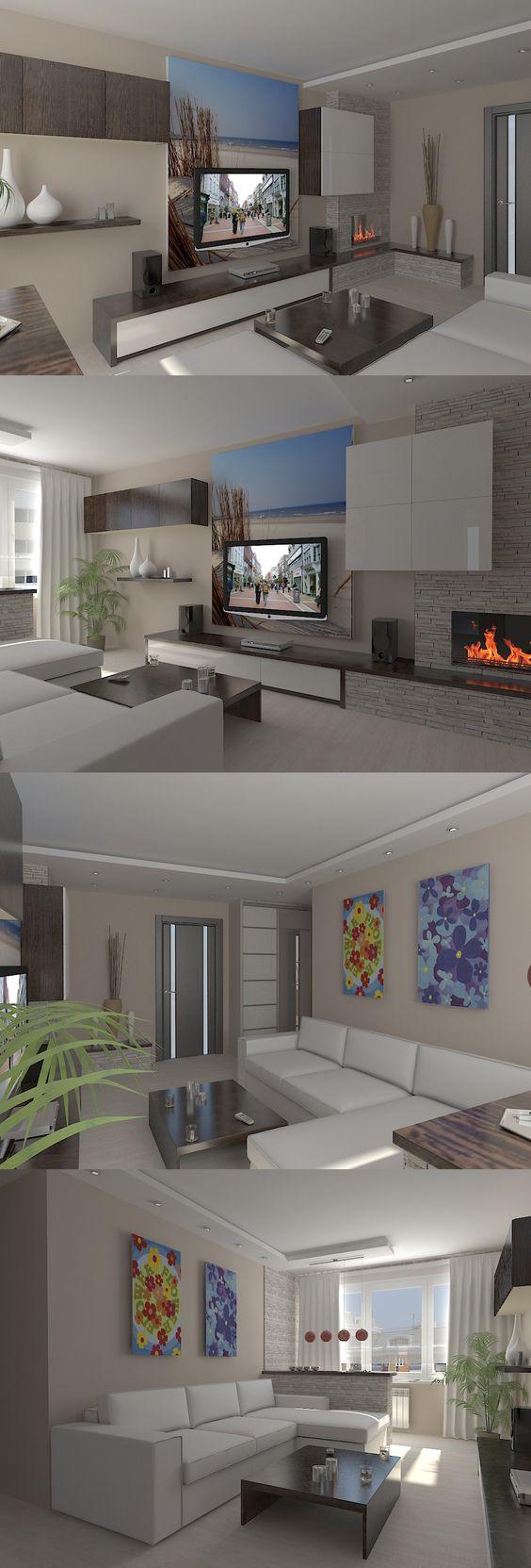 Nice Media Room Color Ideas