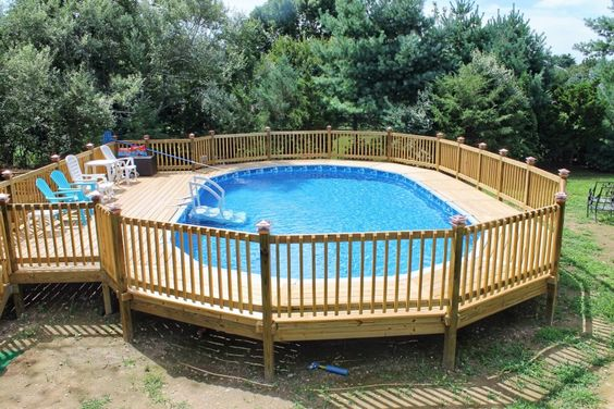 Pros Above Ground Pool  Ideas