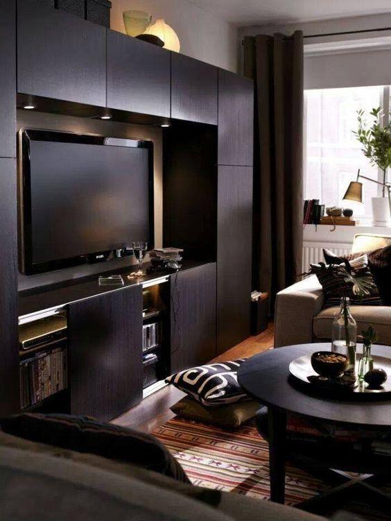 Unique Basement Media Room Ideas