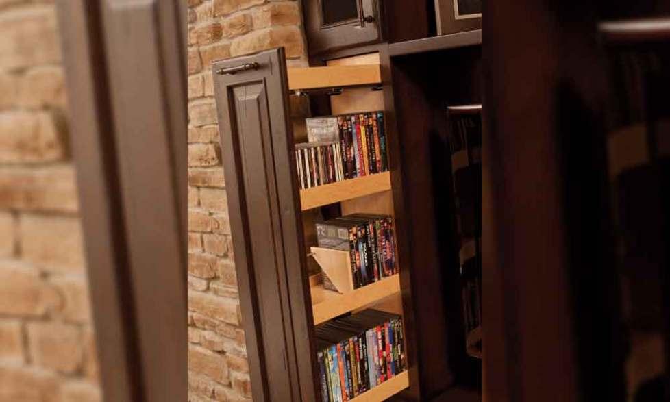 dvd storage ideas diy