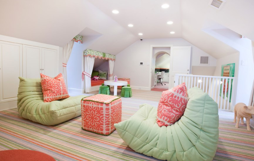 over garage bonus room ideas