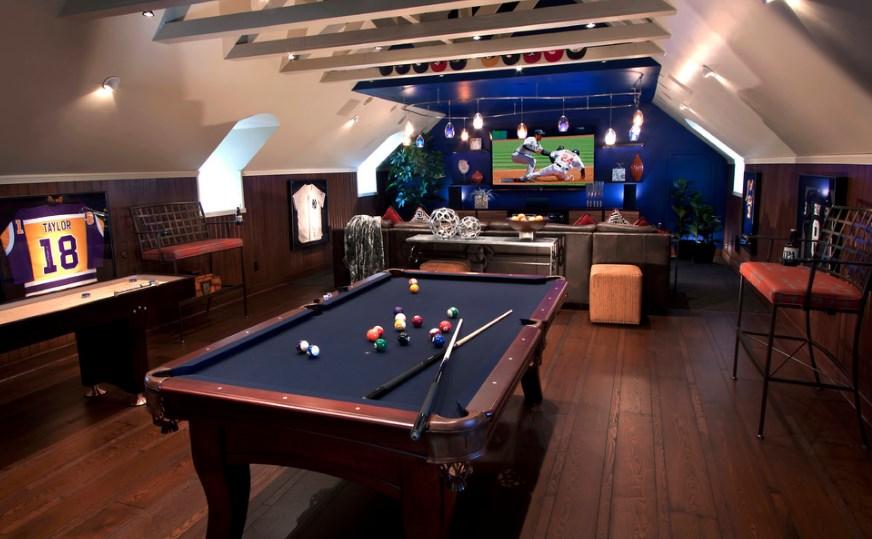 cool movie room ideas for bonus rooms