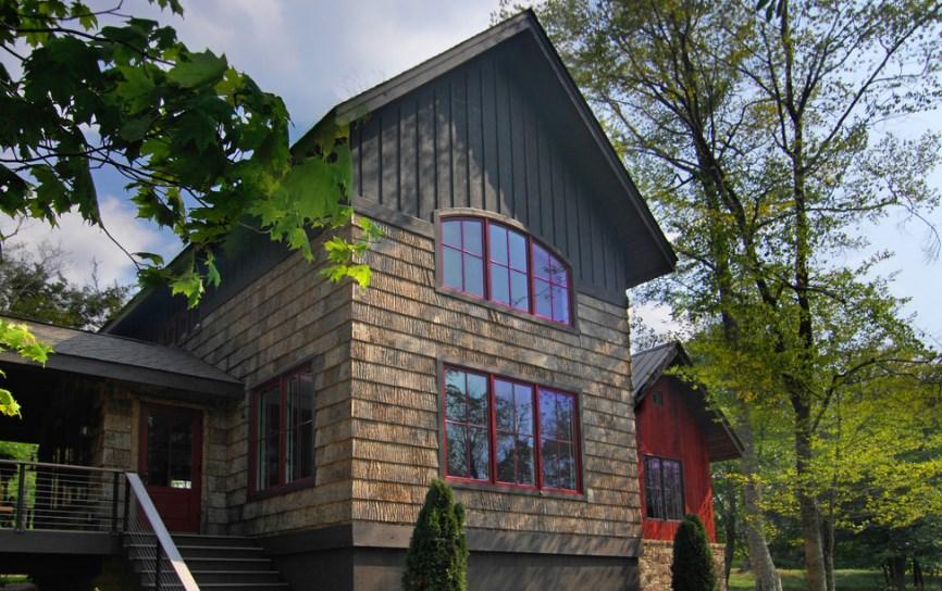 exterior window and garage door trim ideas