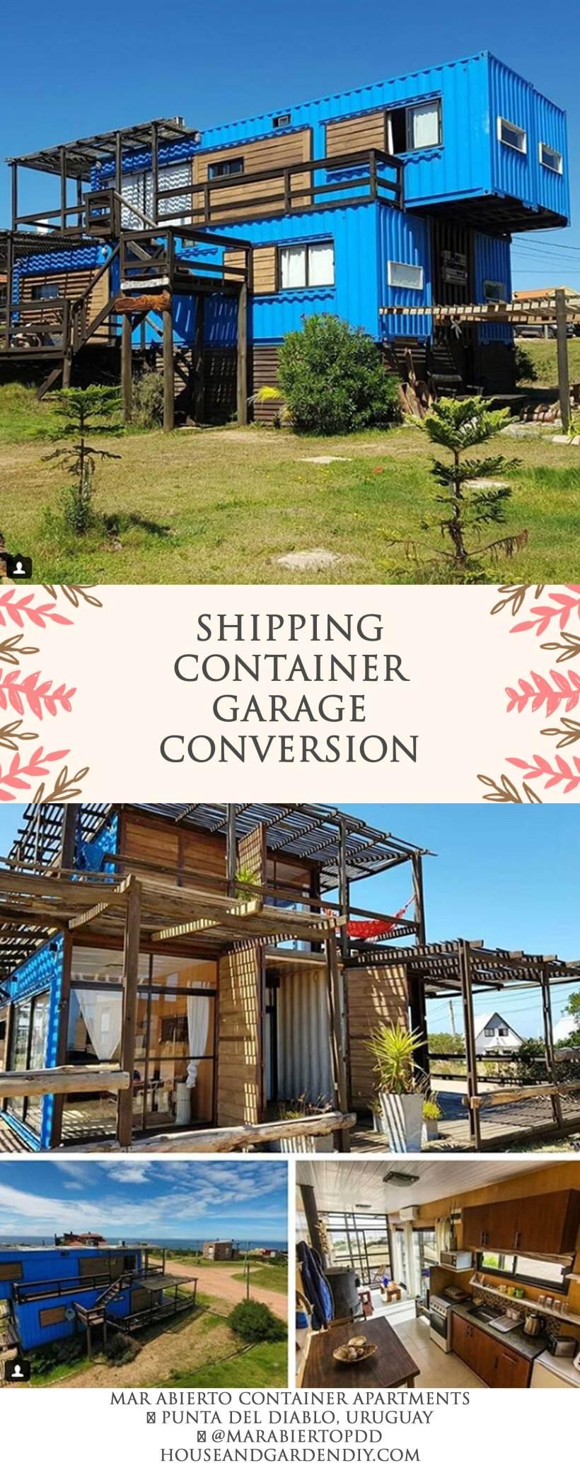shipping garage