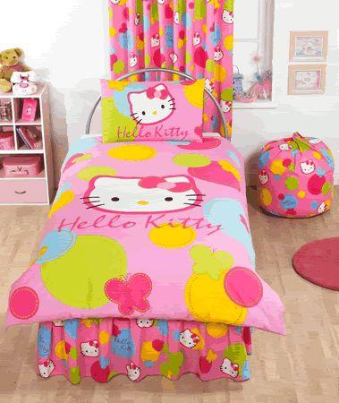 Cute Hello Kitty Wall Decor