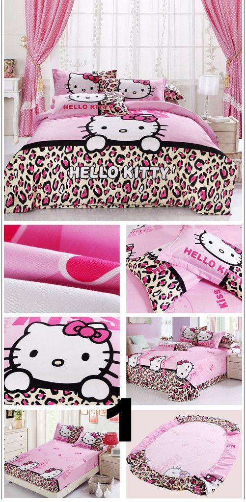 Hello Kitty Bedroom Sets