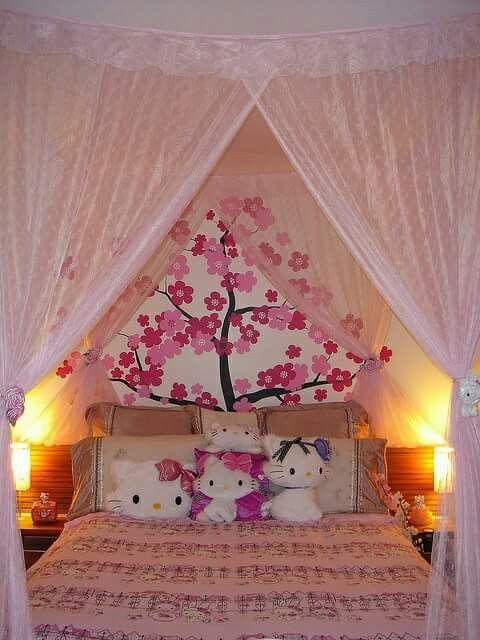Hello Kitty Room Sets