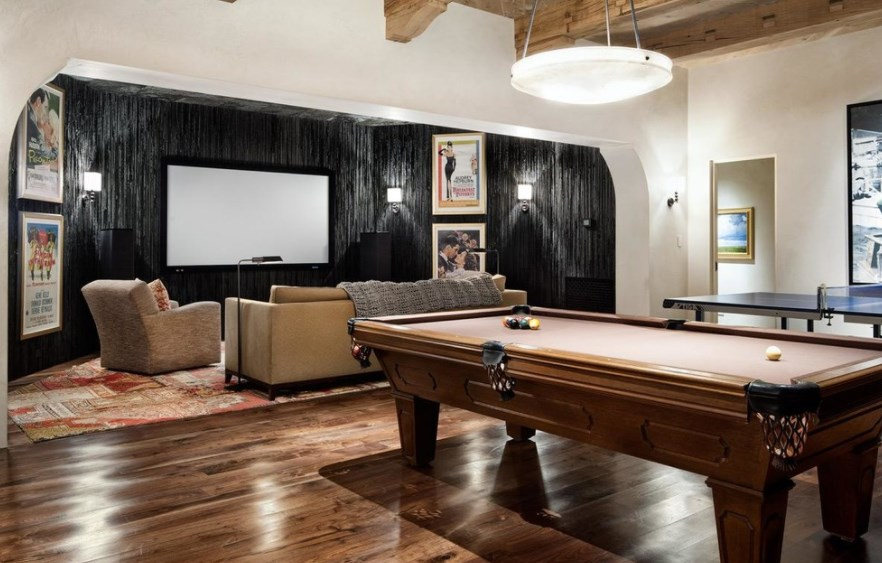 21 Relaxing Recreational Room Ideas & Pictures - Rec Room