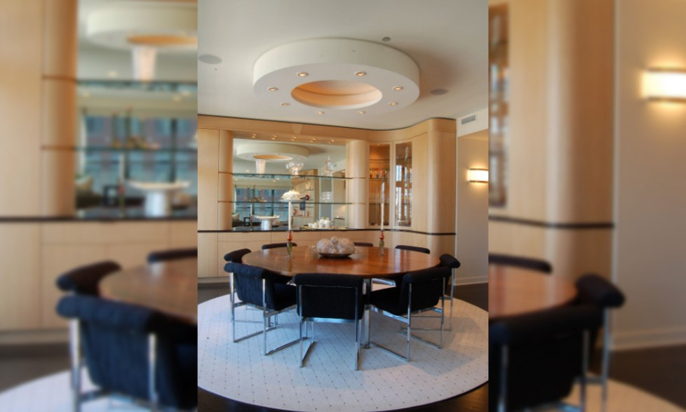 interior design of conference room