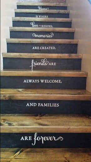 Staircase Paint Colours